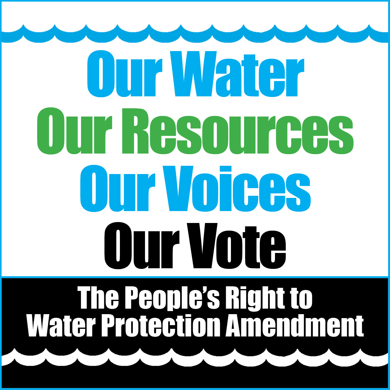 Our Water Our Resources sq logo