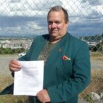 Arthur West files Citizen Action Letter with the PDC and the AG