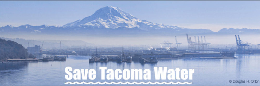 Save Tacoma Water