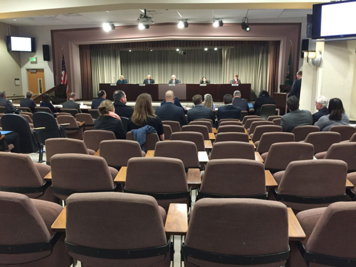 4% + 4% Water Rate Increase for residents coming